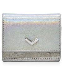 Botkier | Soho Mini Leather Wallet - Metallic | Lyst