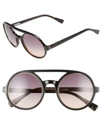 Derek Lam - 'morton' 52mm Sunglasses - Lyst