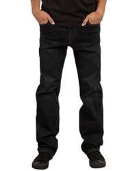 Volcom - Kinkade Slim Fit Jeans - Lyst