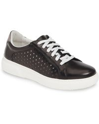 Johnston & Murphy - Nora Perforated Sneaker - Lyst