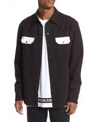 Calvin Klein Jeans - Archive Western Blocked Shirt - Lyst
