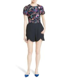 edc1fdd42ea3 Lyst - Women s Ted Baker Playsuits On Sale