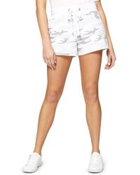 Sanctuary   French Terry Drawstring Short   Lyst