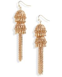 BP. - Bell Drop Earrings - Lyst