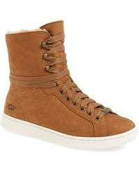 UGG - Ugg Starlyn Genuine Shearling Lined Boot - Lyst