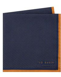 Ted Baker - Triangle Pocket Square - Lyst