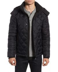 Canada Goose | Hendriksen Quilted Down Coat | Lyst