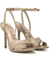 Sam Edelman - Aly Ankle Strap Sandal - Lyst