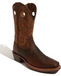 Ariat - 'heritage Roughstock' Boot - Lyst
