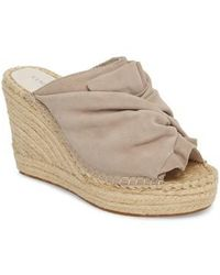 Kenneth Cole | Odele Espadrille Wedge | Lyst