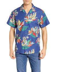 9726ce79 Lyst - Robert Graham Full Circle Patterned Short Sleeve Classic Fit ...