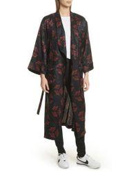 A.L.C. - York Silk Kimono Jacket - Lyst