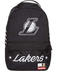 Sprayground - Los Angeles Lakers Cargo Backpack - - Lyst