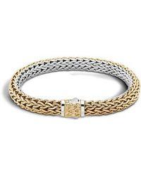John Hardy - Reversible Classic Chain Bracelet - Lyst