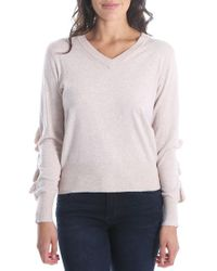 Kut From The Kloth - Marlee Ruffle Sleeve Sweater - Lyst