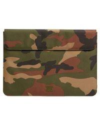 Herschel Supply Co. - Spokane 15-inch Macbook Pro Canvas Sleeve - Lyst