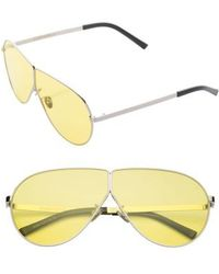 SUNNYSIDE LA | 57mm Shield Sunglasses | Lyst