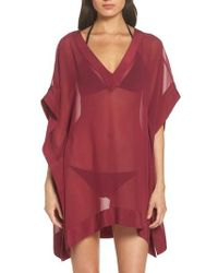 Ted Baker - Holical Cover-up Tunic - Lyst