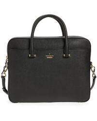 Kate Spade | Saffiano Leather 13 Inch Laptop Bag | Lyst