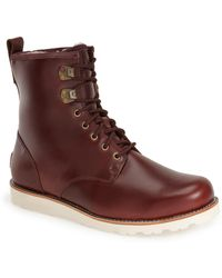 UGG - Ugg Hannen Waterproof Boot - Lyst