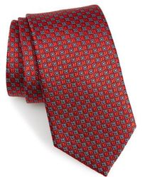 Nordstrom - Geometric Silk Tie - Lyst