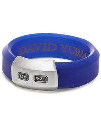 David Yurman - Hex Band Ring - Lyst