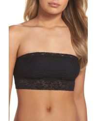 Free People - Intimately Fp Lace Bandeau Bralette - Lyst