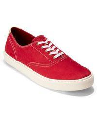 Cole Haan - Grandpro Deck Low Top Sneaker - Lyst
