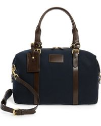 Cole Haan - Mathews Canvas Duffel Bag - - Lyst