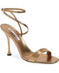 Brian Atwood - Sienna Ankle Strap Sandal - Lyst