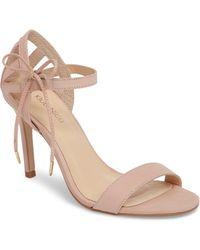 Klub Nico - Adelyn Bow Tie Sandal - Lyst