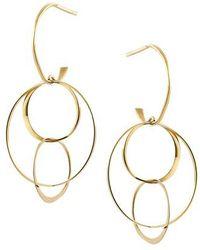 Lana Jewelry - Openwork Drop Earrings - Lyst