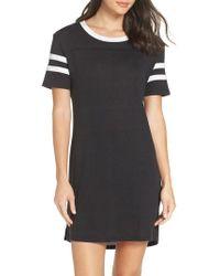 Alternative Apparel - Stadium Eco Jersey T-shirt Dress - Lyst