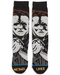 Stance - Michael Myers Socks - Lyst