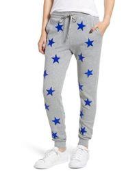 South Parade - Lucy - Stars Sweatpants - Lyst