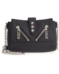 KENZO - Mini Kalifornia Grommato Leather Shoulder Bag - - Lyst