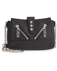 KENZO - Mini Kalifornia Grommato Leather Shoulder Bag - - Lyst