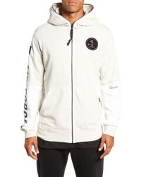 58f9930b81 Lyst - Nike Air Hooded Jacket in White for Men