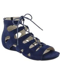 Earthies | Earthies Roma Cage Sandal | Lyst