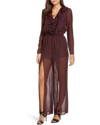 The Fifth Label - Titania Jumpsuit - Lyst