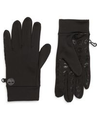 Timberland - Soft Shell Gloves - Lyst
