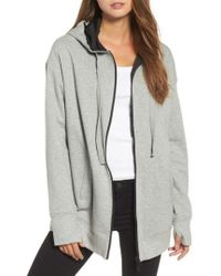 Kenneth Cole - Reversible Graphic Hoodie - Lyst