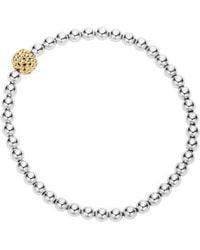 Lagos - Caviar Icon Ball Bracelet - Lyst