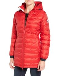 Canada Goose | Camp Slim Fit Hooded Packable Down Jacket | Lyst