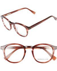 Derek Lam - 48mm Optical Glasses - - Lyst