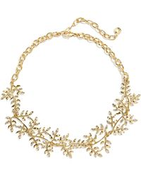 BaubleBar - Lilith Collar Necklace - Lyst