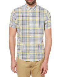 Original Penguin - P55 Woven Shirt - Lyst