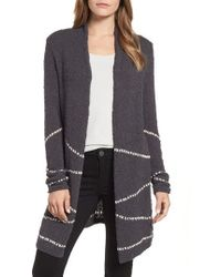 NIC+ZOE - Perk Up Open Front Cardigan - Lyst