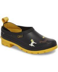 Joules - Rain Boot Clog - Lyst