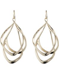 Alexis Bittar - Orbit Wire Drop Earrings - Lyst